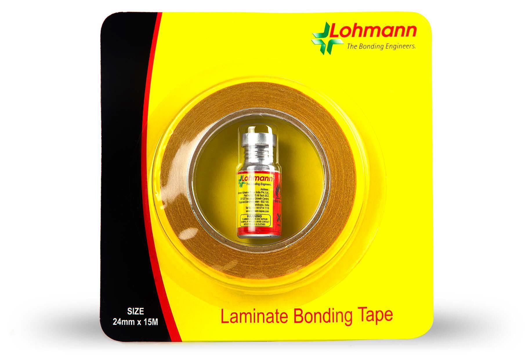 Lohmann Laminate Bonding Tape