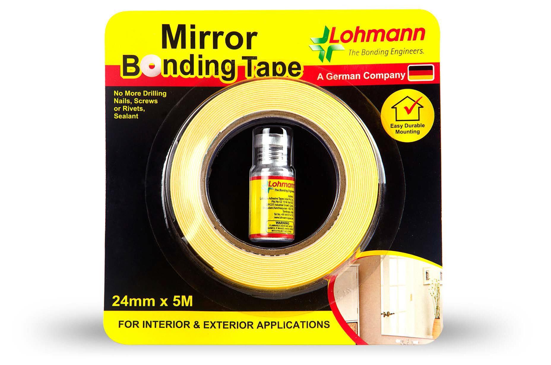 Lohmann Mirror Bonding Tape in coimbatore