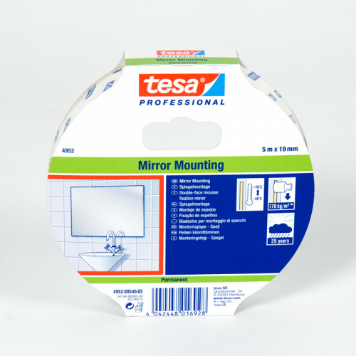 Tesa Mirror Mounting Tapes