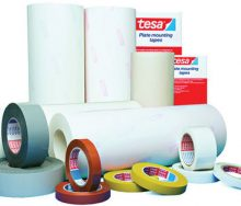 Tesa late Mounting tape