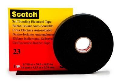 scotch self bonding electrical tape