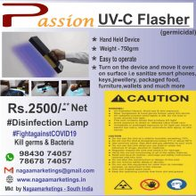 UV C Flasher