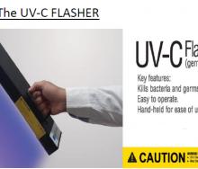 UV C Flasher Image