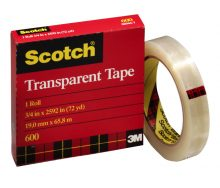 Scotch-Premium-Transparent-Film-Tape-6001